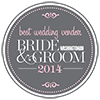 Washingtonian - Best Wedding Vendor Badge