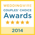 WeddingWire Award - Catering by Seasons