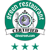 3 Star Green Restaurant Certified
