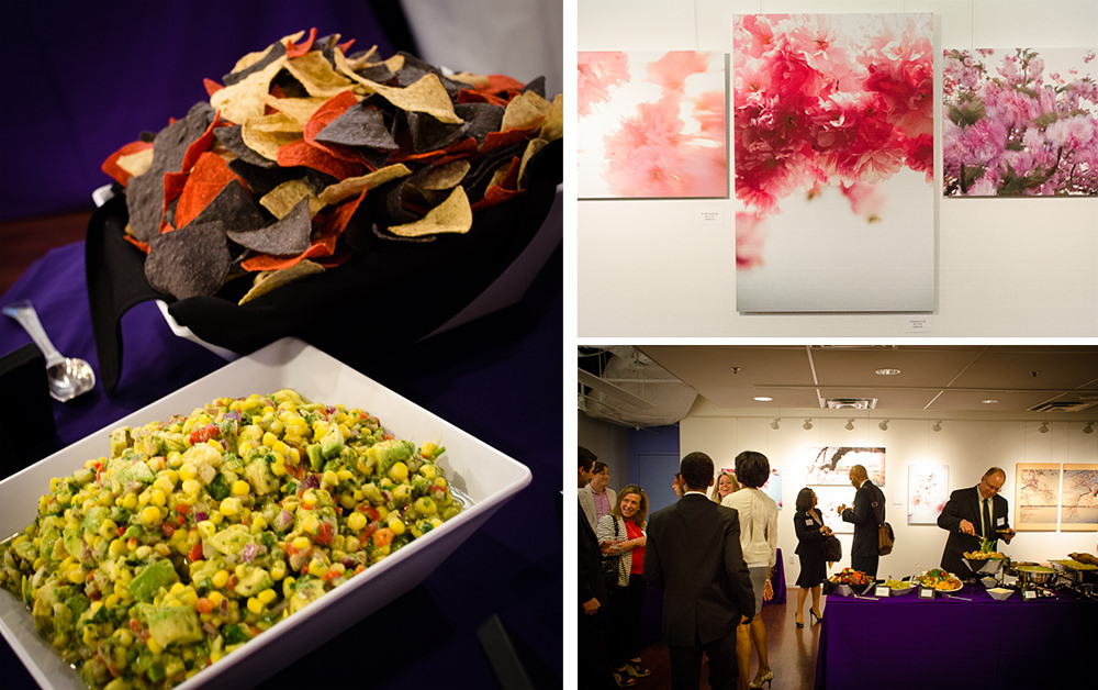 Destination DC at Pepco Gallery - Catering by Seasons