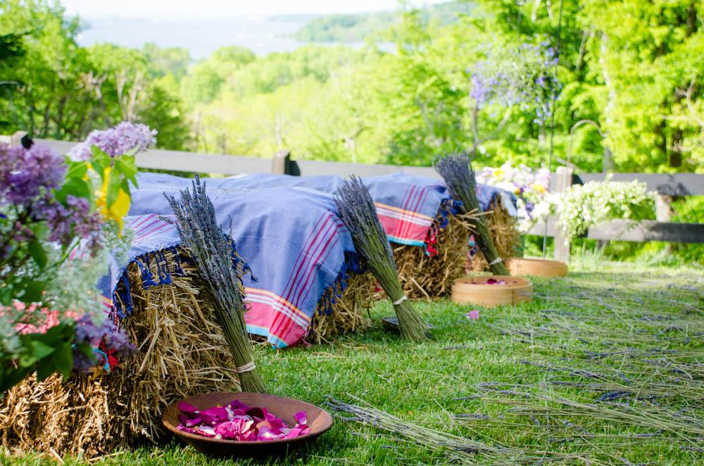 Longview Farm Wedding - Accokeek - Catering by Seasons