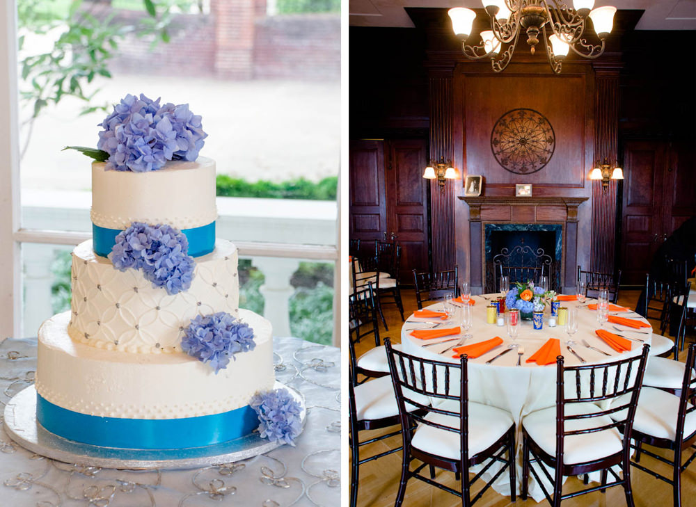 Oxon Hill Manor Wedding - Catering by Seasons