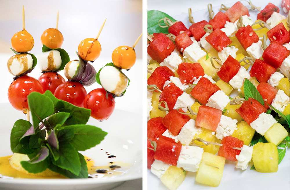 Summer Skewers - Catering by Seasons