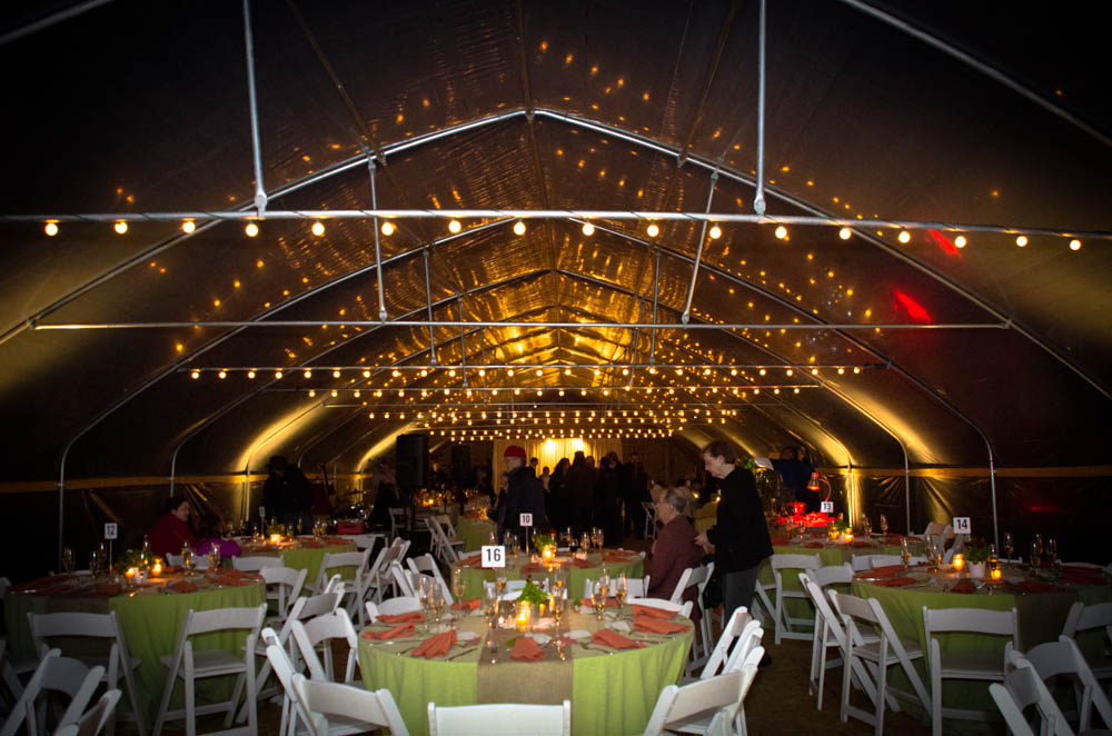 Farm to Table Wedding - Catering by Seasons