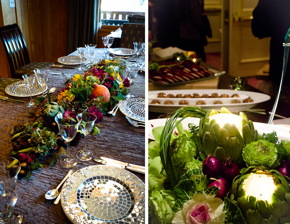 Fall Florals - Catering by Seasons