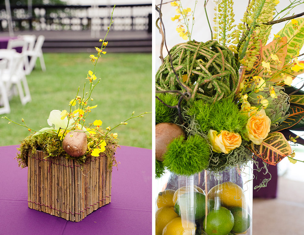 Spring and Summer Florals - Catering by Seasons