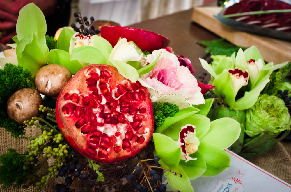 Winter Florals - Catering by Seasons