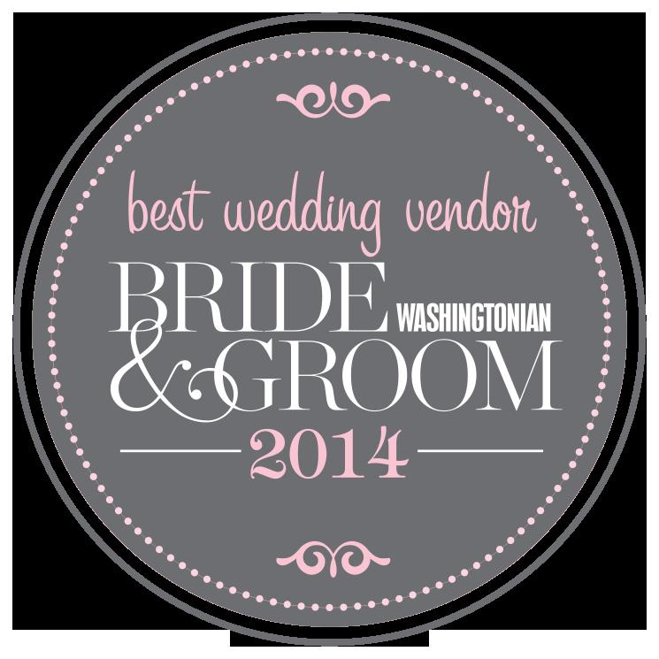 Washingtonian - Best Wedding Vendor
