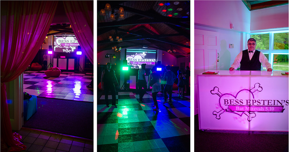 Bat Mitzvah at Rockwood Manor - Catering by Seasons-2