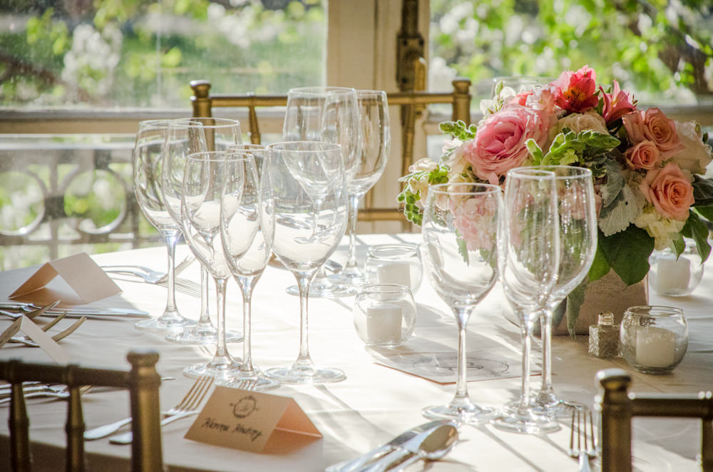 Josephine Butler Parks Center - Catering by Seasons