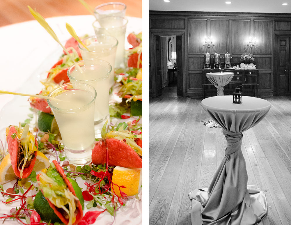 Wedding Hors Doeuvre - Catering by Seasons