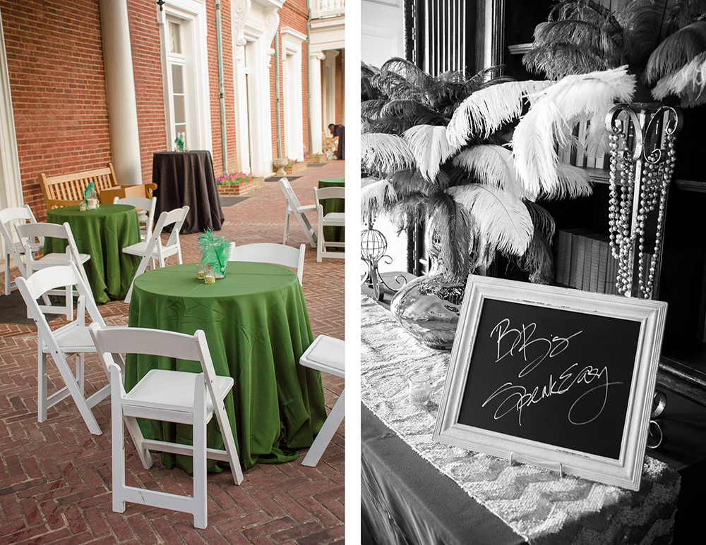 Gatsby-themed Birthday Party - Catering by Seasons-2