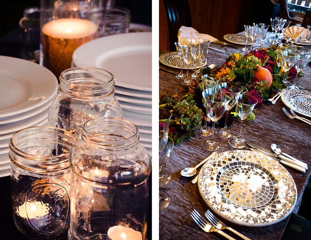 Fall Decor - Catering by Seasons