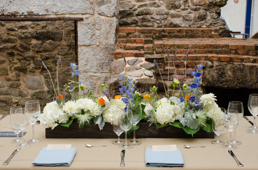 Beautiful Flower Arrangements - Catering by Seasons