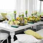 Bright Summer Tablesettings