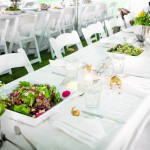 Farm-to-Table Family-Style Wedding Reception