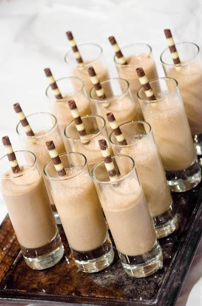 Godiva Chocolate Dessert Shots