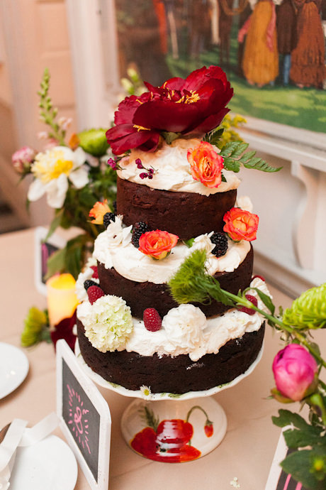 how to make a deconstructed wedding cake deconstructed wedding cake with fresh flowers catering 15803
