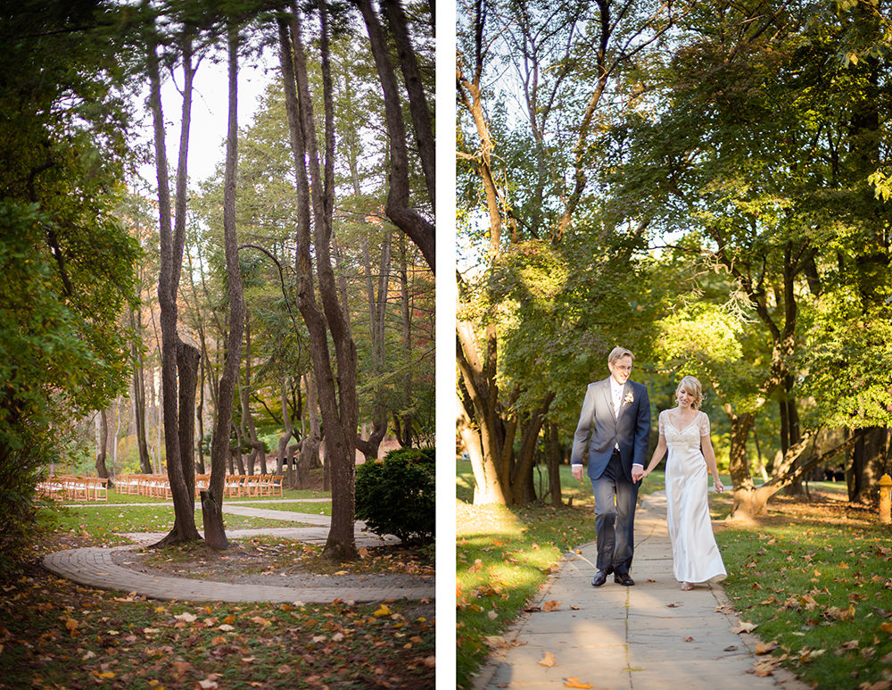Fall Wedding at Woodend Sanctuary - Catering by Seasons-10