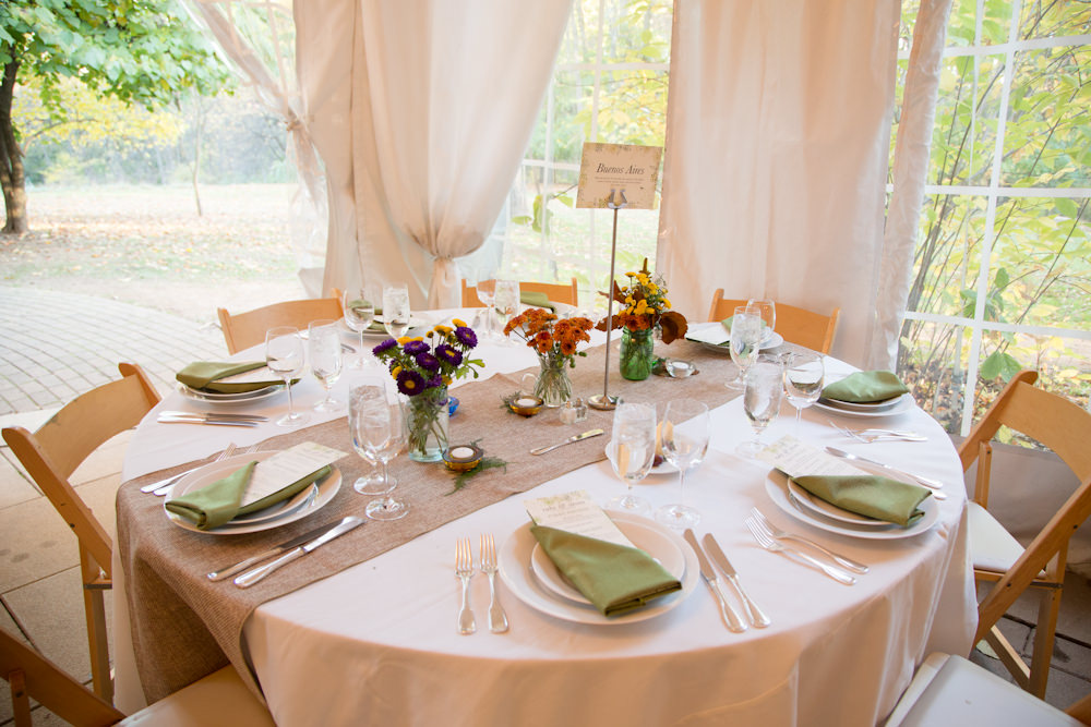 Fall Wedding at Woodend Sanctuary - Catering by Seasons (5 of 15)