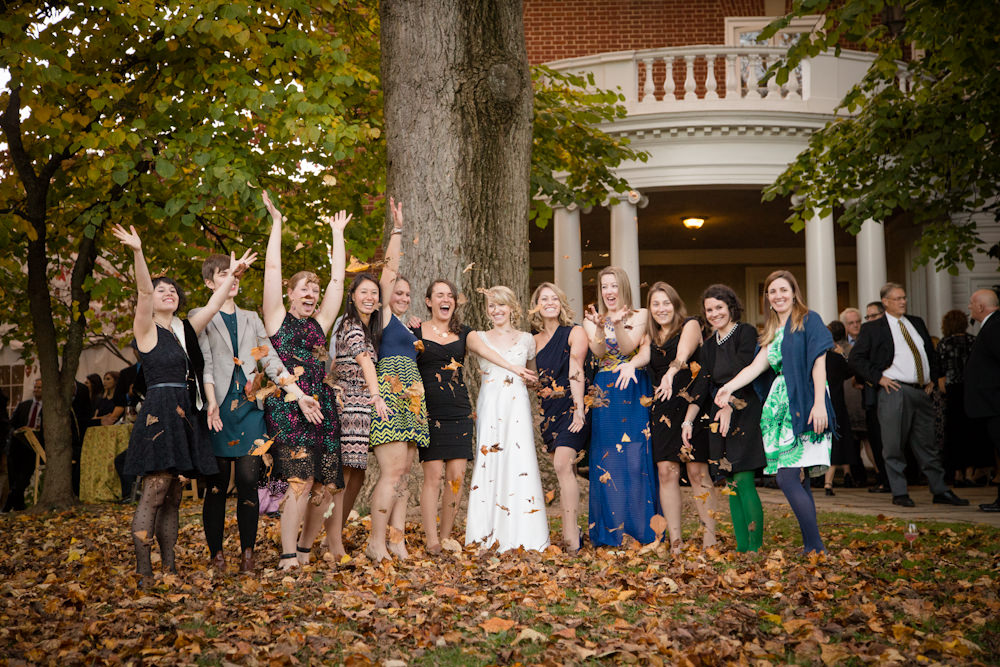 Fall Wedding at Woodend Sanctuary - Catering by Seasons (8 of 15)