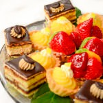 Petite French Pastries