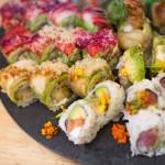 Sushi at a Bat Mitzvah