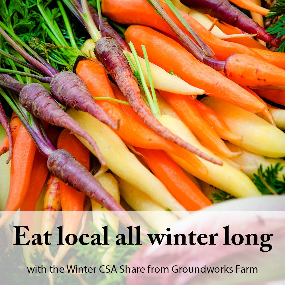 Winter CSA Shares - Groundworks Farm