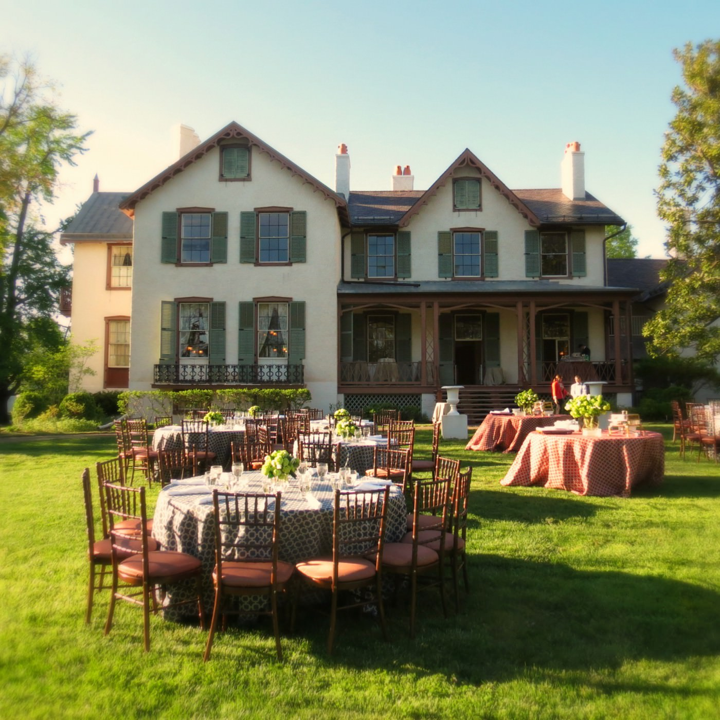 President Lincoln's Cottage - Event Venues in Washington, D.C. with Catering by Seasons