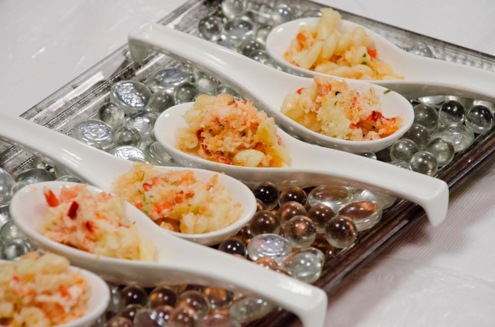 Lobster Macaroni and Cheese from Catering by Seasons