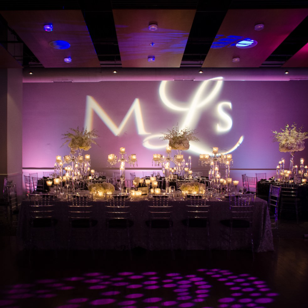 Glam Wedding at Visarts Rockville | Catering by Seasons