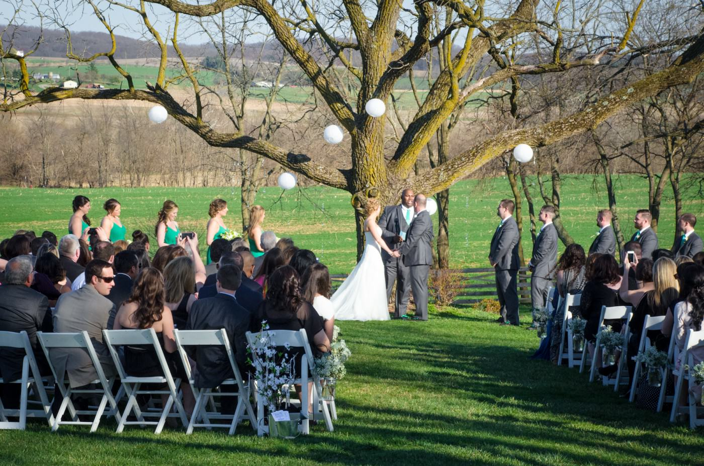 Walker's Overlook Events with Catering by Seasons