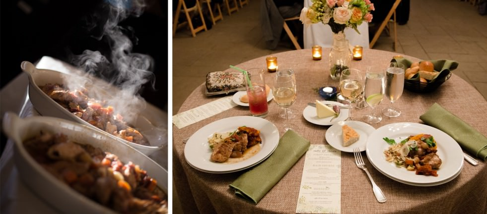 Family Recipe Wedding with Catering by Seasons
