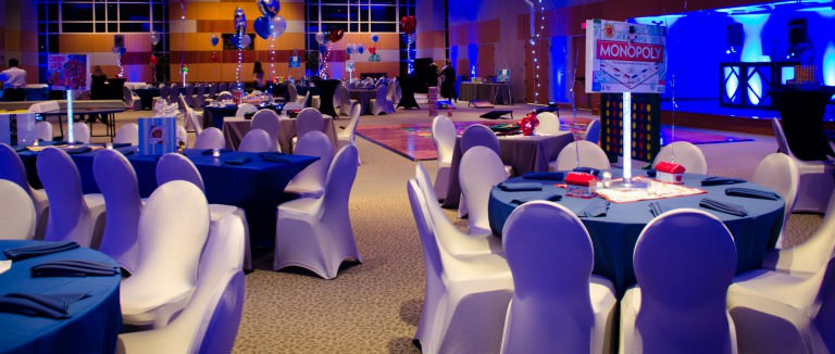 Game Night Bar Mitzvah - Catering by Seasons