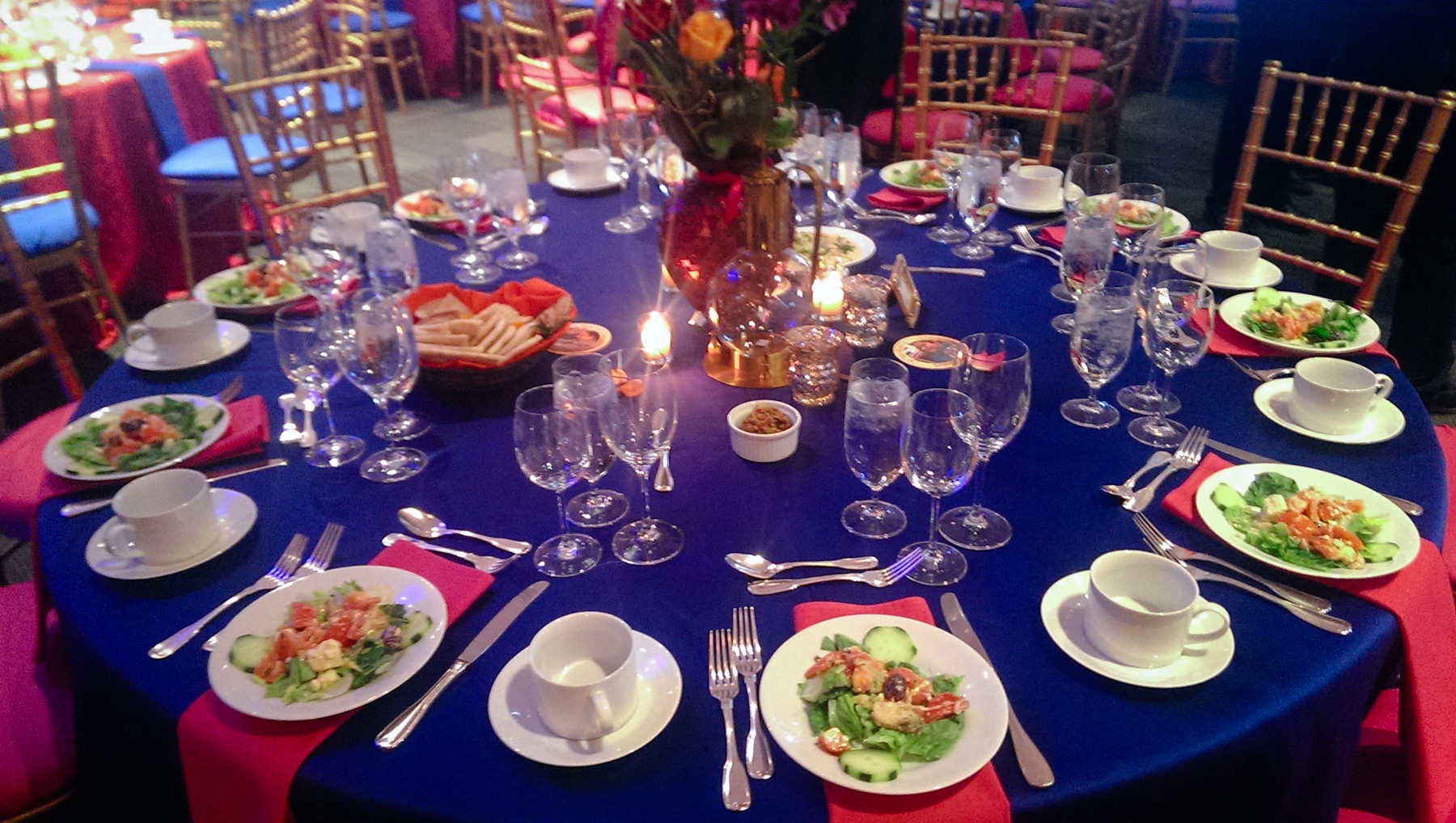 UCM Spring Gala - Catering by Seasons
