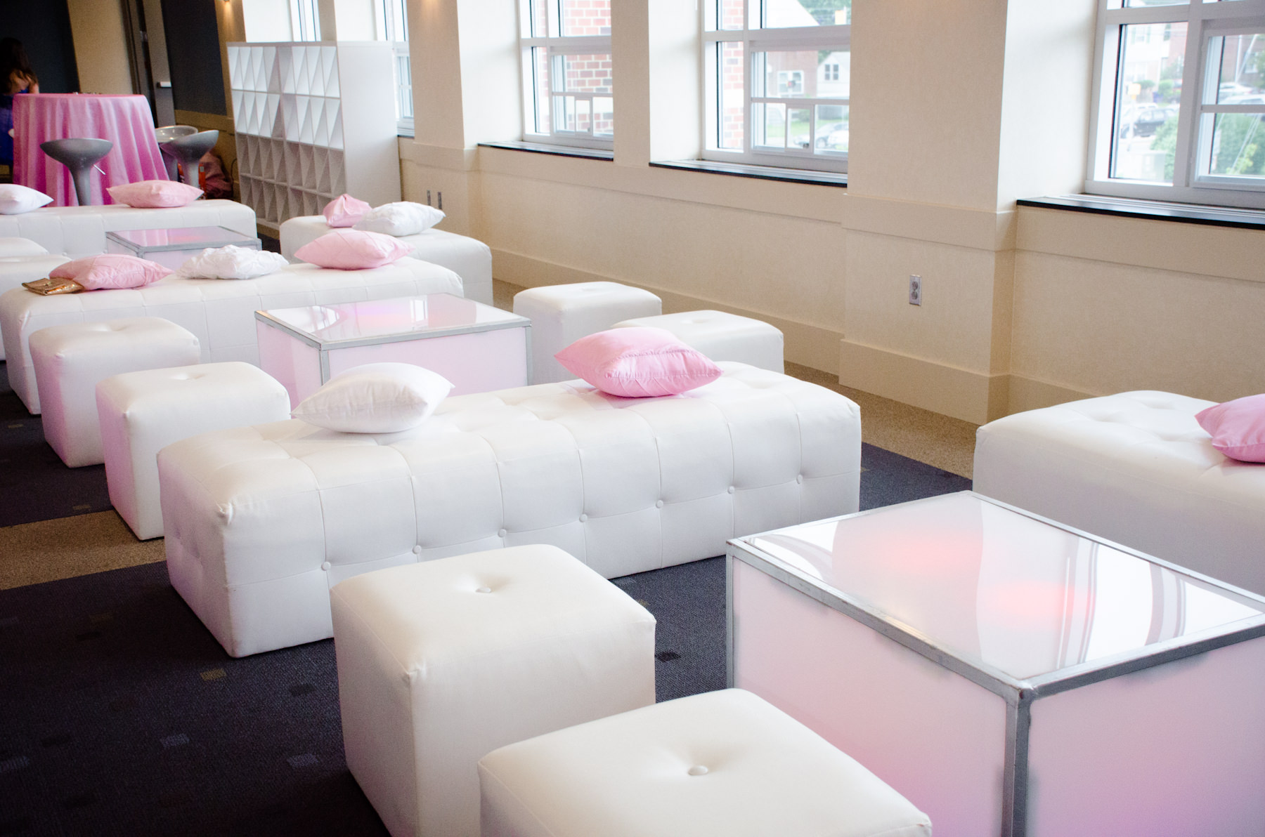 Bat Mitzvah Lounge Ideas from Catering by Seasons
