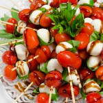 Caprese Skewers from Catering by Seasons at Wheaton-Glenmont Ballroom