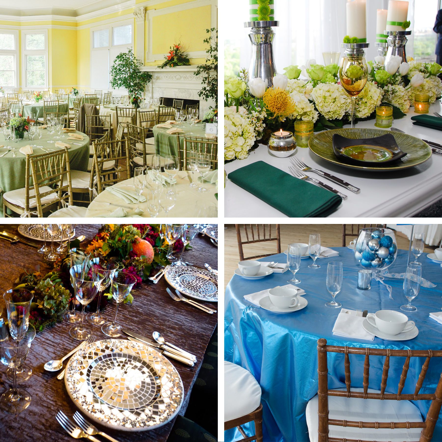 Seasonal Farm-to-table Weddings with Catering by Seasons