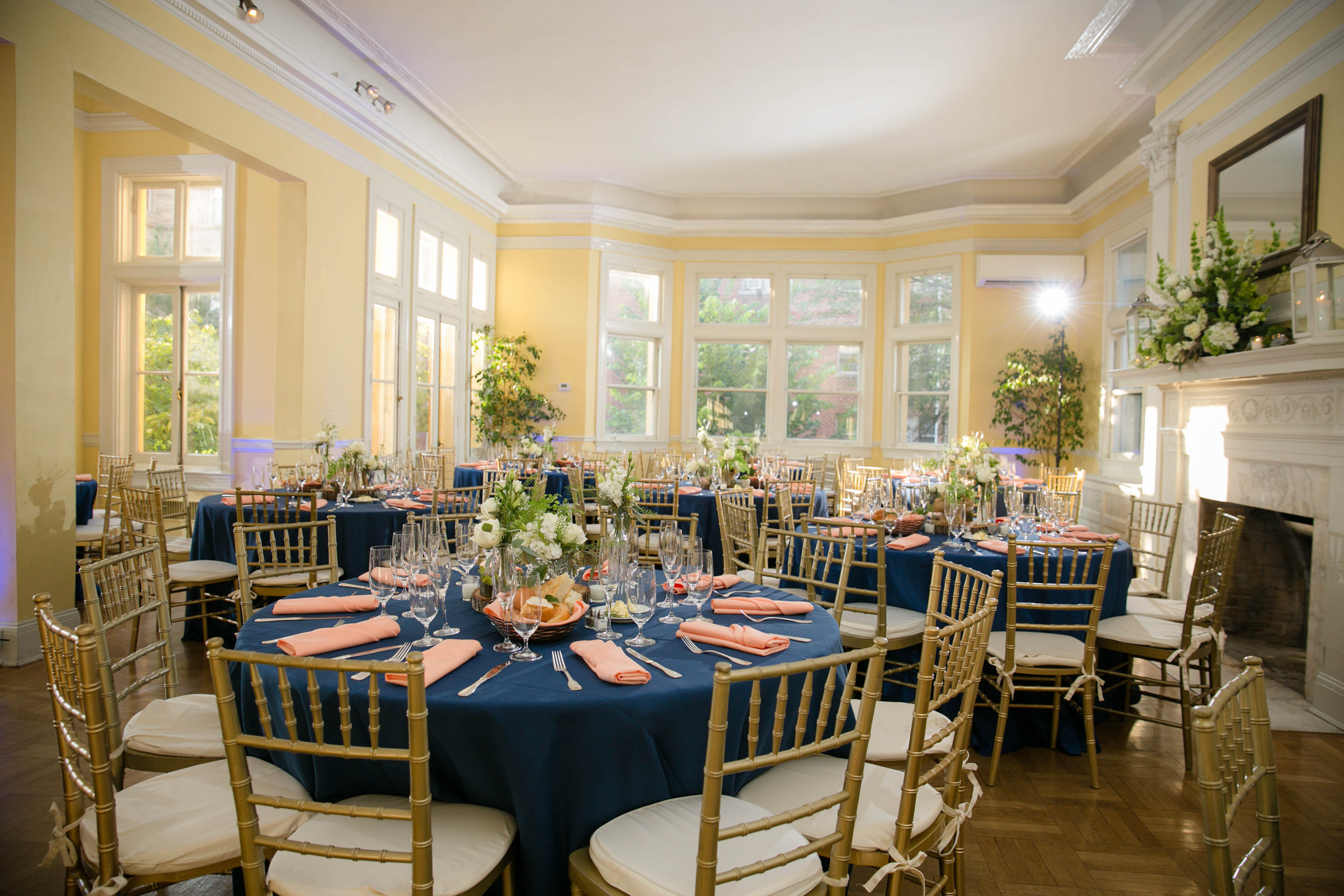 Weddings at Josphine Butler Parks Center