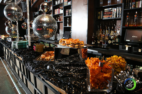 Studio 54 Themed Birthday Party Catering By Seasons