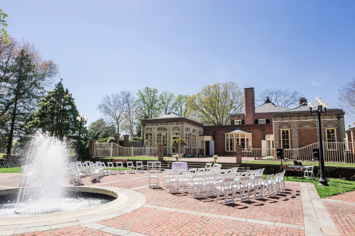 Newton White Mansion Catering By Seasons