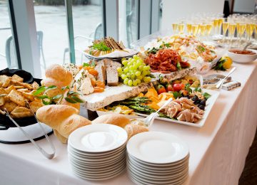 Corporate Event Catering Photo